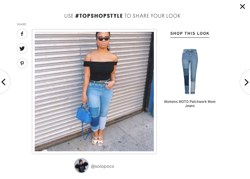 Topshop Style