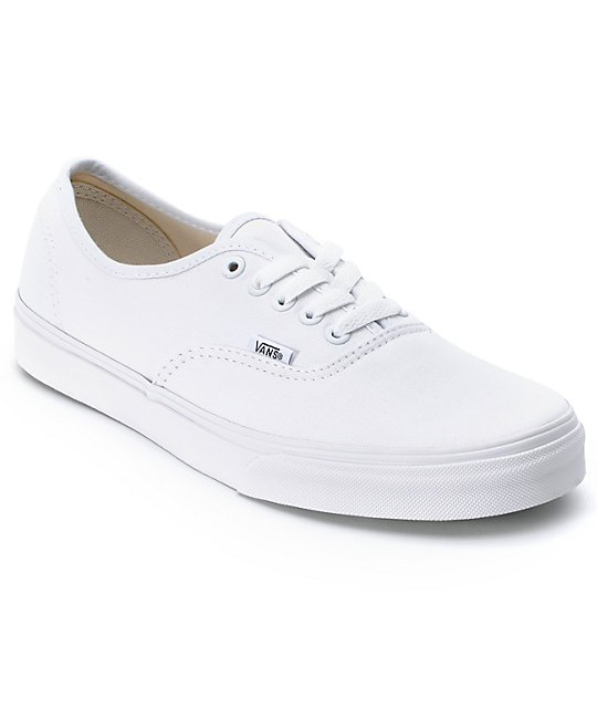 Vans-Authentic-White-Skate-Shoes--Mens--_135644