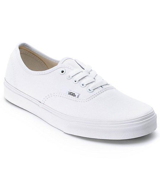 Vans-Authentic-White-Skate-Shoes--Mens--_135644